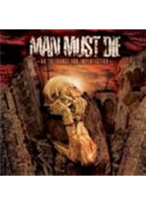 Man Must Die - No Tolerance For Imperfection (Music CD)