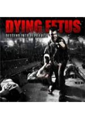Dying Fetus - Descend Into Depravity (Music CD)
