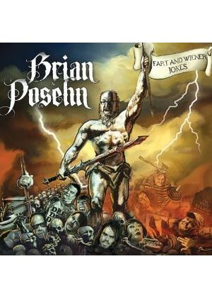 Brian Posehn - Fart And Weiner Jokes (Music CD)