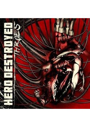 Hero Destroyed - Throes (Music CD)