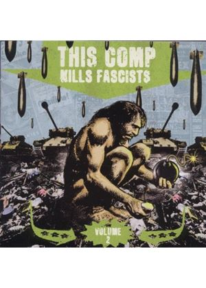 Various Artists - This Comp Kills Fascists Vol.2 (Music CD)