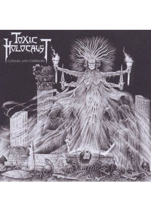 Toxic Holocaust - Conjure And Command (Music CD)