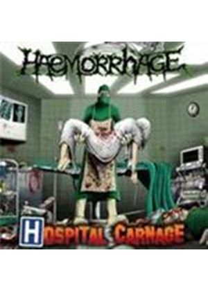 Haemorrhage - Hospital Carnage (Music CD)
