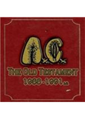 A.C. - Old Testament (Music CD)