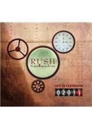Rush - Time Machine (Live in Cleveland 2011/Live Recording) (Music CD)