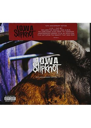 Slipknot - Iowa - 10th Anniversary Edition (DVD Included) (Music CD)