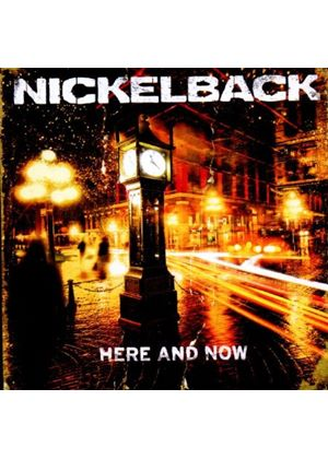 Nickelback - Here and Now (Music CD)