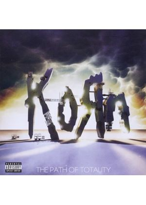 Korn - Path of Totality (Parental Advisory) [PA] (Music CD)