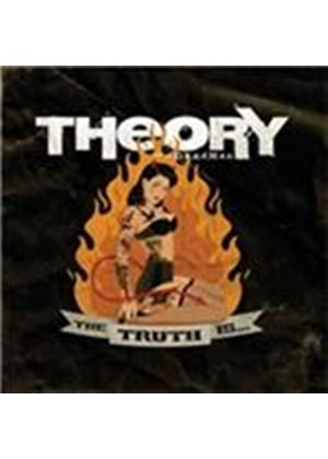 Theory of a Deadman - Truth Is... (Music CD)