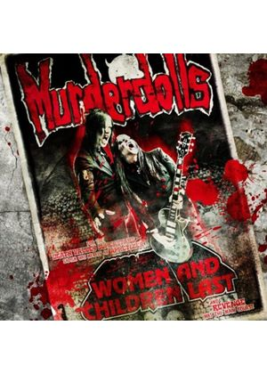 Murderdolls - Women And Children Last (Music CD)