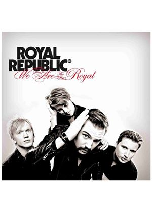 Royal Republic - We Are The Royal (Music CD)