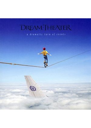 Dream Theater - A Dramatic Turn Of Events (Music CD)