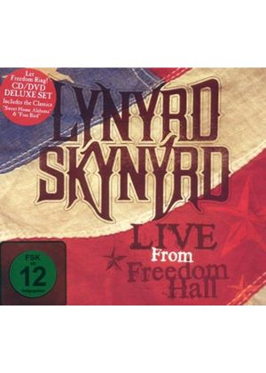 Lynyrd Skynyrd - Live From Freedom Hall (+DVD)