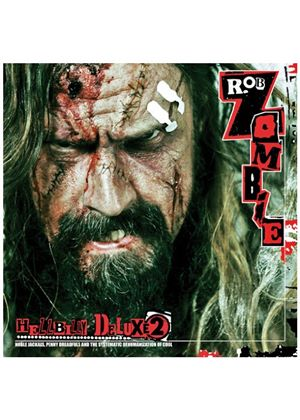 Rob Zombie - Hellbilly Deluxe Vol.2 (Music CD)