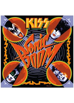 Kiss - Sonic Boom (Music CD)