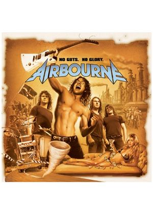 Airbourne - No Guts No Glory (Music CD)