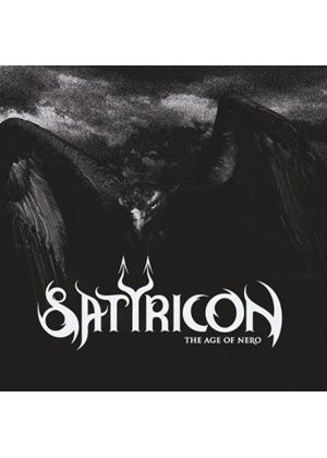 Satyricon - The Age of Nero (Music CD)