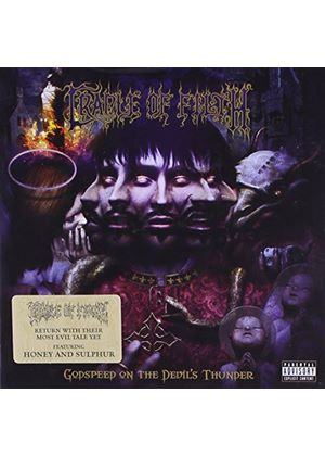 Cradle Of Filth - Godspeed on the Devils Thunder (Music CD)