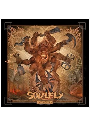 Soulfly - Conquer (CD & DVD) (Music CD)