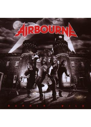 Airbourne - Runnin Wild (Music CD)