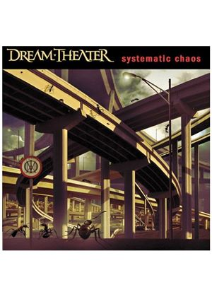 Dream Theater - Systematic Chaos: (Special Edition/+DVD)