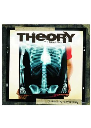 Theory Of A Deadman - Scars And Souvenirs (Music CD)