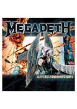 Megadeth - United Abominations (Music CD)