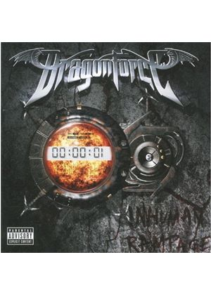 Dragonforce - Inhuman Rampage (Music CD)
