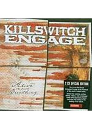Killswitch Engage - Alive Or Just Breathing: Roadrunner Records 25th Anniversary Edition  (Music CD)