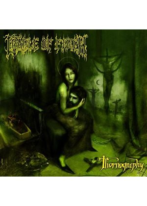 Cradle Of Filth - Thornography (Music CD)
