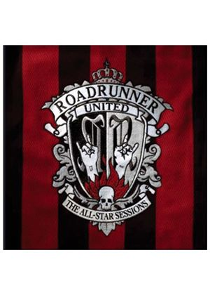 Roadrunner United - The All Stars Sessions (Plus DVD) (Music CD)