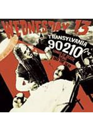 Wednesday 13 - Transylvania 90210: Songs Of Death (Music CD)