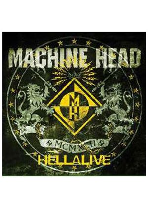 Machine Head - Hellalive (Music CD)