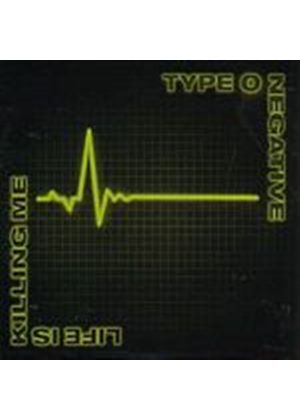 Type O Negative - Life Is Killing Me (Music CD)