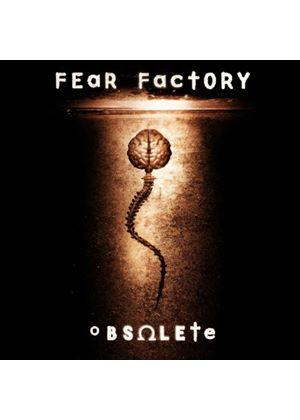 Fear Factory - Obsolete (Music CD)