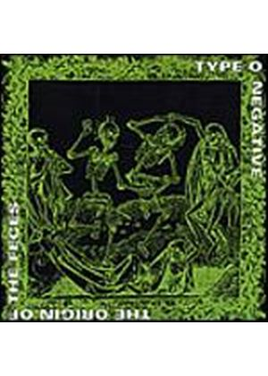 Type O Negative - The Origin Of The Feces (Music CD)
