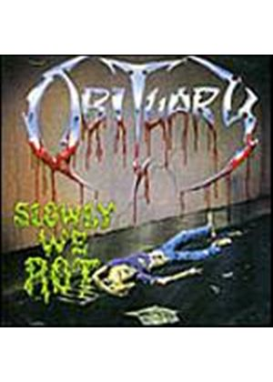 Obituary - Slowly We Rot (Music CD)