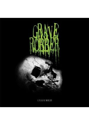 Grave Robber - Exhumed (Music CD)