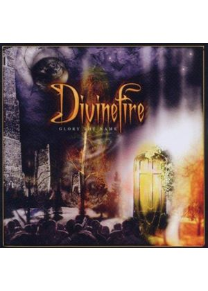 Divinefire - Glory Thy Name [Bonus Track] (Music CD)