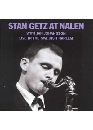 Stan Getz - At Nalen with Jan Johansson (Music CD)