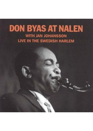 Don Byas - At Nalen (Live in Swedish Harlem/Live Recording) (Music CD)