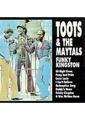 Toots And The Maytals - Funky Kingston (Music CD)