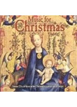 Various Artists - Music For Christmas (Carols & Yuletide Songs) (Music CD)