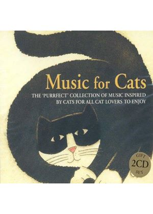 Music for Cats (Music CD)