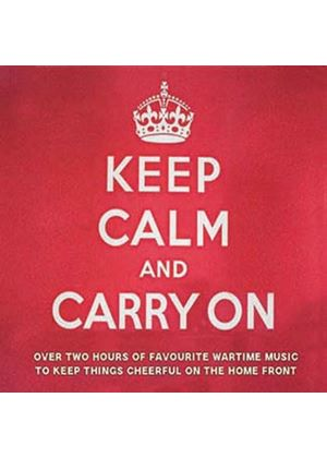Various Artists - Keep Calm And Carry On (Music CD)