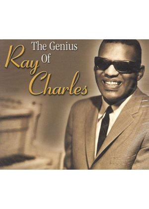 Ray Charles - The Genius of Ray Charles [River] (Music CD)