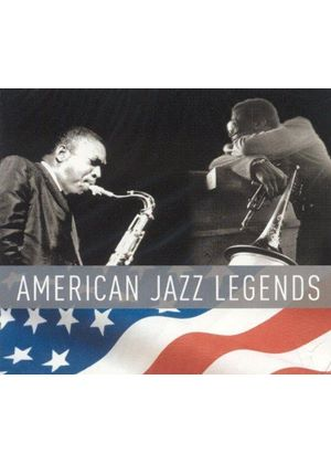 Various Artists - American Jazz Legends (Music CD)