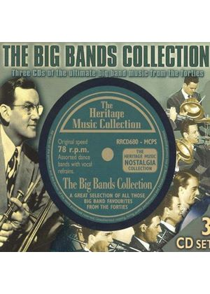 Various Artists - Big Bands Collection (Music CD)