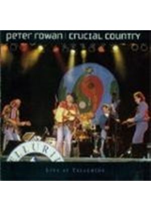 Peter Rowan - CRUCIAL COUNTRY LIVE AT TELLURIDE