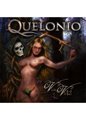 Quelonio - Vicio y Virtud (Music CD)
